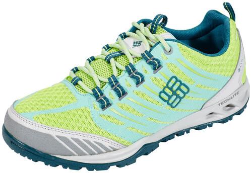 Columbia - Ventrailia Razor Outdry Femmes chaussures de randonnée (vert/turquoise) - EU 37,5 - US 6,5